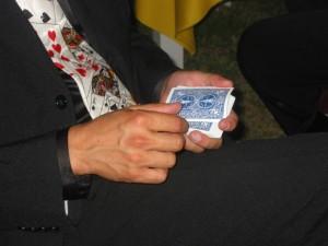 Le mani del Mago Massini