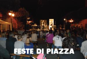feste di piazza Mago Massini prestigiatore illusionista