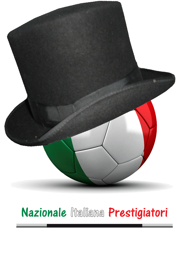 nazionale italiana calcio maghi prestigiatori