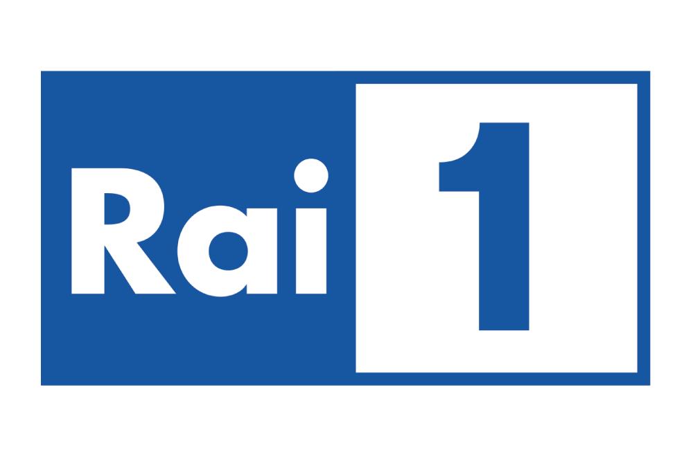 Logo Rai 1 - Mago Massini