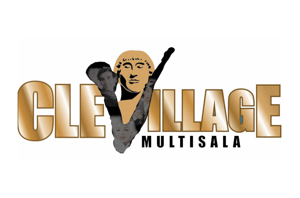 Clev Village Logo - Mago Massini prestigiatore illusionista