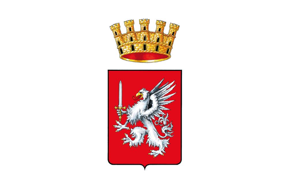 Comune di Grosseto Logo - Mago Massini prestigiatore illusionista