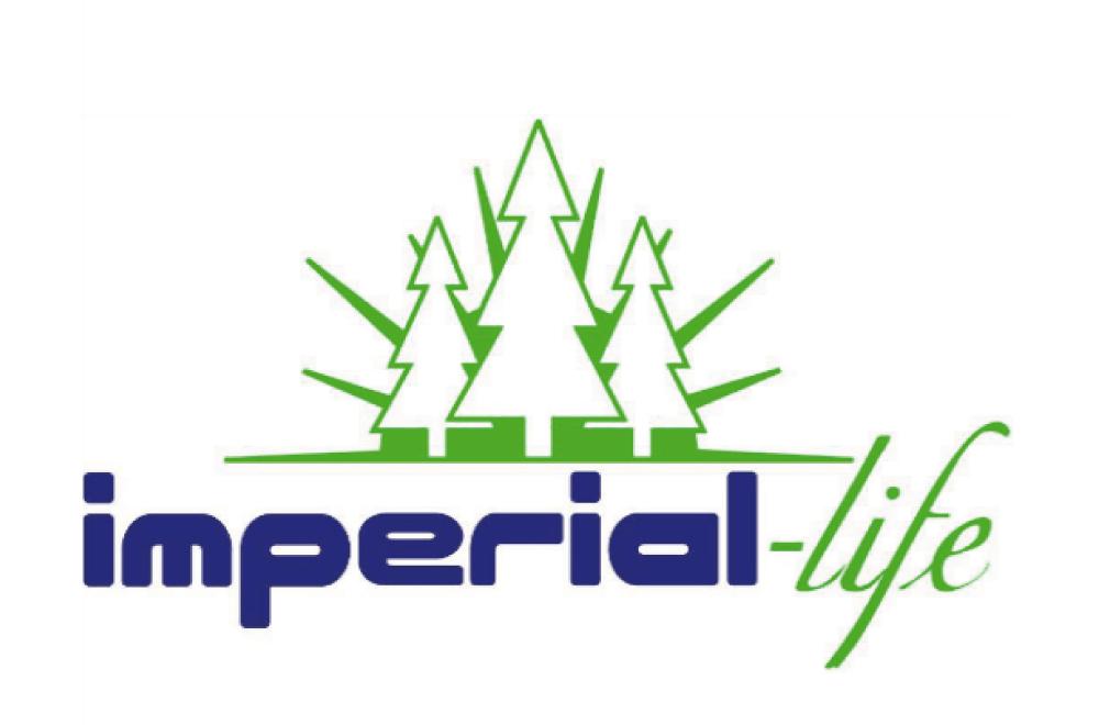 Imperial Life Logo - Mago Massini prestigiatore illusionista