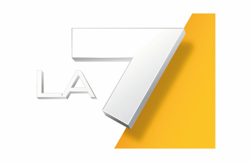 Logo La7 - Mago Massini prestigiatore illusionista