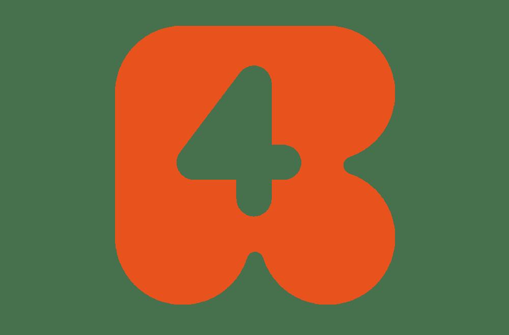 Logo rete 4 - Mago Massini prestigiatore illusionista