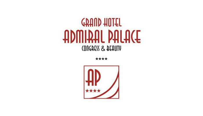 Grand Hotel Admiral Palace Logo sito Mago Massini