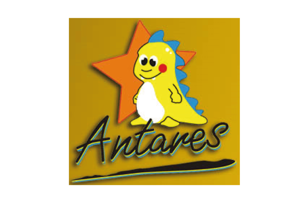 Antares Logo sito Mago Massini