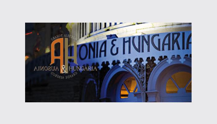 Hotel Ausonia Hungaria Venezia Logo sito Mago Massini