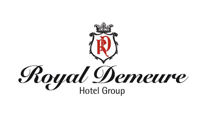 Royal Demeure Hotel Group Logo sito Mago Massini