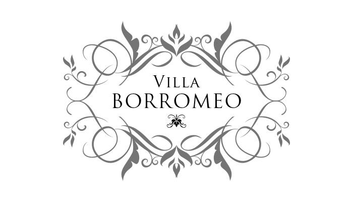 Villa Borromeo Senago Logo sito Mago Massini