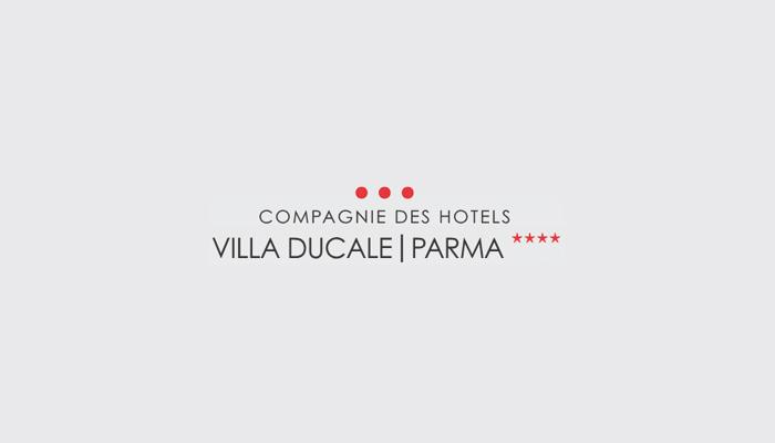 Hotel Villa Ducale Parma Logo sito Mago Massini