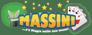 logo Mago Massini prestigiatore